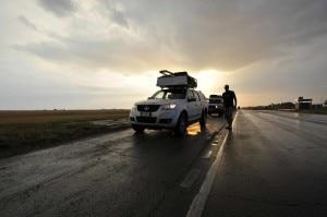 7milamiglialontano - Gnaro Mondinelli e soci in Kazakistan