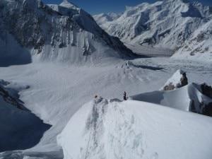 Al Gasherbrum II (Photo Sergio Zigliotto)
