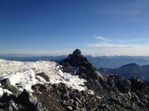 Cima Ortles senza croce (Photo courtesy Guide Alpine Solda)