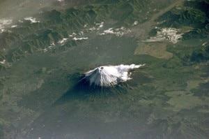 Monte Fuji (Photo Nasa Iss)