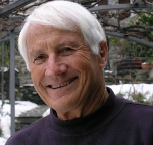 Walter Bonatti (Photo Massimo Cappon)