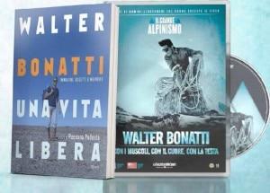 Walter Bonatti. Una vita libera - presentazione nuove libro