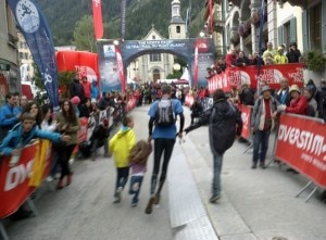 arrivo ultra trail (Photo S. Buttera courtesy of runninglovers.wordpress.com)