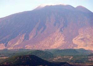 Il versante sud dell'Etna (Photo G. Schiavo courtesy of www.flickr.com)
