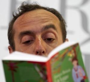 Il presidente di giuria Enrico Brizzi (Photo courtesy of www.flickr.com)
