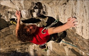 Adam Ondra - Change (Photo www.ukclimbing.com)