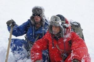 K2 La montagna degli italiani - Una scena del film  (Photo Marco Bocci)
