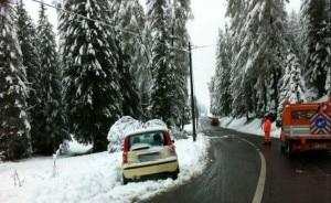Neve sulle Alpi (Photo courtesy sky.it)