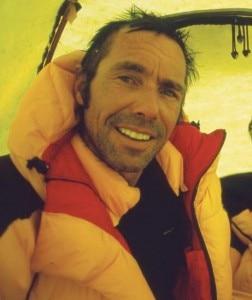 Athol Whimp sul GIV con Lindblade (Photo courtesy climber.co.nz)