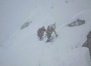 Bufera sulle Alpi Francesi (Photo courtesy compagniedesguidesdechamonix.over-blog.com)