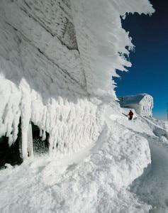 Rifugio Brioschi nella foto di Mauro Lanfranchi pubblicata da Meridiani Montagne