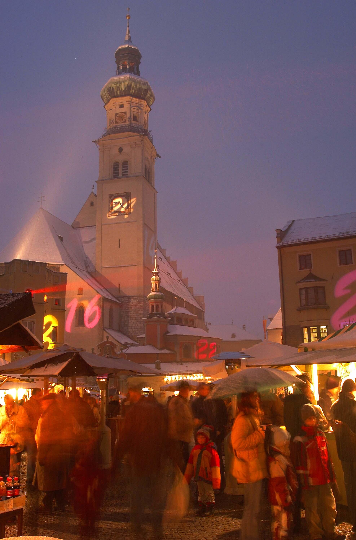 Calendario Avvento Swarovski.Mercatini Di Natale Di Hall In Tirol Calendario Dell