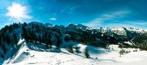 Le nevi di Melezet di Bardonecchia dov'è avvenuto l'incidente (Photo Mattia Vergara courtesy of www.flickr.com)