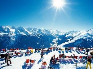 Caldo sulle Alpi (Photo courtesy 3bmeteo.com)