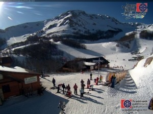Webcam Ovindoli (Courtesy of 3bmeteo.com)