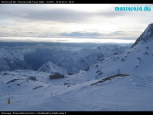 Webcam Passo dei Salati (courtesy monterosa-ski.com)