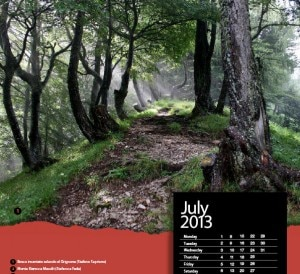 Calendario di MonrtagnaTv