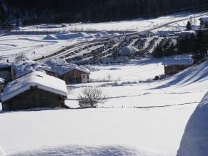 La stazione di valle del comprensorio sciistico di Schwemmalm (Photo courtesy of www.burggrafenamt.com)