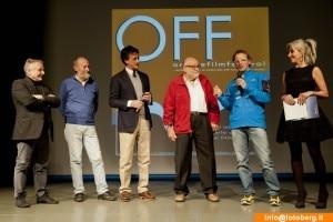 OFF - premiazione e ospiti d'onore
