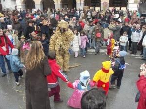 Carnevale Orso di Segale