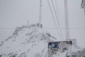 I lavori delle nuove Funivie del Monte Bianco (Photo courtesy of www.nuovefuniviemontebianco.com)