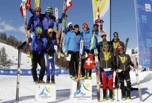Mondiali Skialp Pelvoux (Photo ISMF Cometapress)