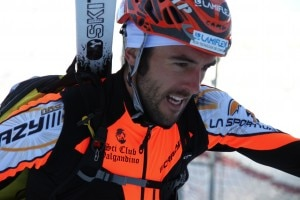 Pietro Lanfranchi (Photo courtesy M. Torri sportdimontagna.com)