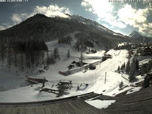 Ski Area Claviere (Photo webcam - www.dovesciare.it)
