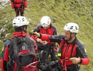 Soccorso alpino Alto Adige (Photo www.soccorsoalpinobressanone.org)