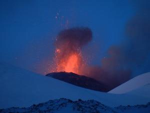 Eruzione dell'Etna (Photo Boris Behncke - meteoweb.eu)