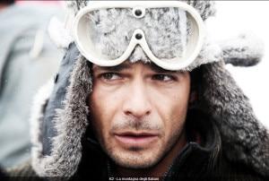 K2 La montagna degli italiani, Marco Bocci alias Walter Bonatti