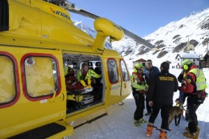 Photo of Due valanghe in Val d'Ossola travolgono e uccidono due scialpinisti