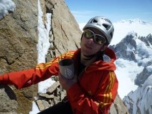 """Photo of Dal Monte Bianco alla Patagonia: a Sirtori serata con Corrado """"Korra"""" Pesce"""