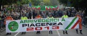 Photo of Piacenza, 400mila alpini attesi per l'Adunata del 10-12 maggio