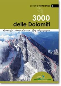 Photo of In un libro tutte le vie normali ai 3000 delle Dolomiti