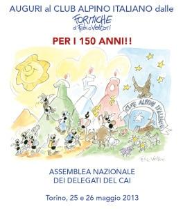 Photo of Torino: Rabbi, Smiraglia e Mazeaud proclamati soci onorari del Cai