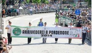Photo of Alpini, sfida a tre per l'Adunata 2015