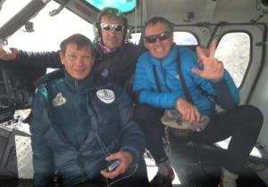 Photo of Domani il recupero della salma di Bolotov: volano Moro, Folini e Urubko