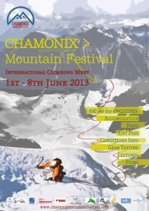 Photo of Chamonix Mountain Festival: grandi alpinisti e test materiali per tutti
