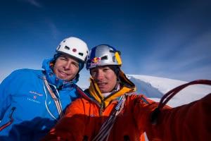Photo of David Lama e Dani Arnold in Alaska, nuova via sul Moose's Tooth