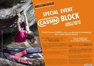 Photo of Concorso al Melloblocco: chiudi il blocco Cassin e vinci la scalata con Ottavio Fazzini
