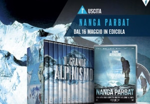Photo of Una collana di film d'alpinismo in edicola, si comincia con Nanga Parbat