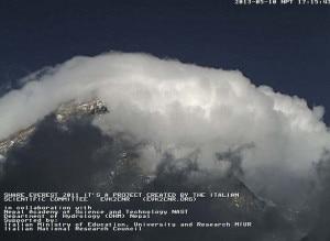 Webcam Everest 10 maggio 2013