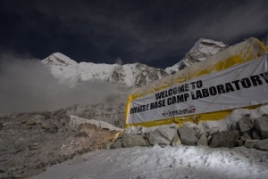 Photo of Ipossia, raggi cosmici e microbi: la ricerca fa base all'Everest