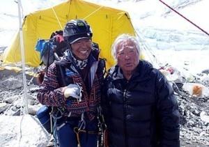 Photo of Miura Vs Serchan: who will regain Everest record?