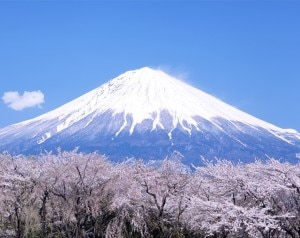 Photo of Monte Fuji raccomandato dall'Unesco come Patrimonio dell'umanità