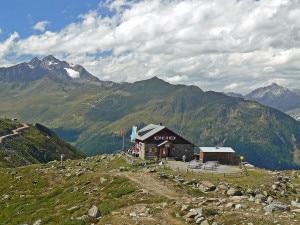 L'Ascher Hütte, nel territorio comunale di See, è uno dei quattro rifugi che ospiterà il Cammino Culinario di San Giacomo (Photo courtesy of commons.wikimedia.org)