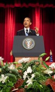 Barack Obama (Photo courtesy of commons.wikimedia.org)