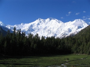 Nanga Parbat (Photo courtesy commons.wikipedia.org)