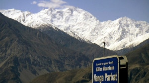 Nanga Parbat. Photo: Agency